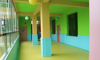 贵州省安顺市西秀区大西镇甘雨幼儿园