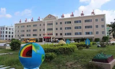 广东汕尾市海丰县才华外国语学校