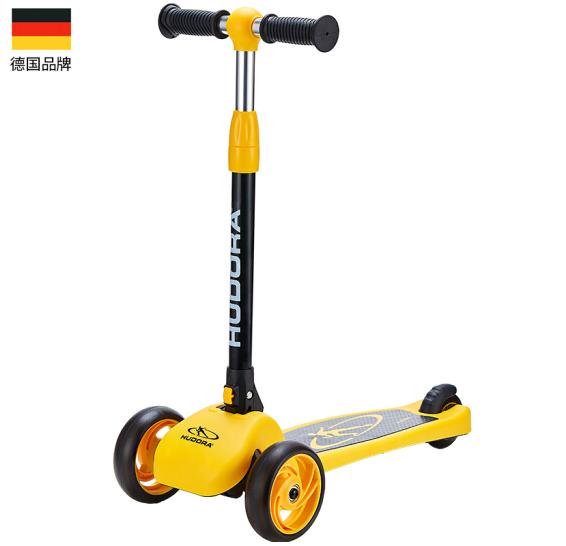 德国Hudora滑板车儿童